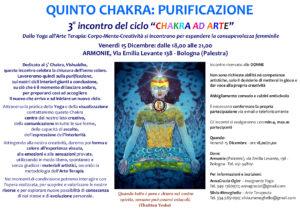 CHAKRA AD ARTE Yoga e Arte Terapia